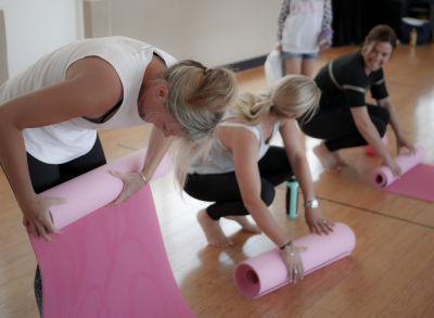 Pilates for Mums