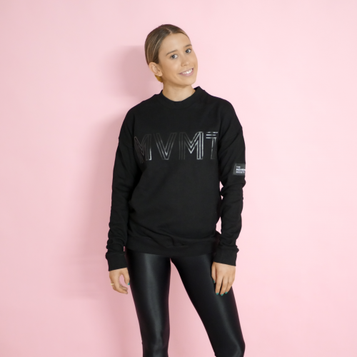MVMT Jumper Black
